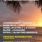 Andrewboy, Miss Siva, NigelStately, Slide -  Coronita live (2012 07 21)