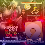 2real Vol.7 Hip Hop & Rnb 2016 edation (clean mix)