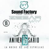 Zesar May @ 16 Aniversario Sound Factory (19.11.2016)
