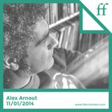 Alex Arnout - Recorded Live 11/01/2014