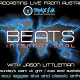11/09/16 beats international radio show on Traxfm