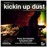 DJ Kemit presents Kickin Up Dust April 2016 Promo Mix