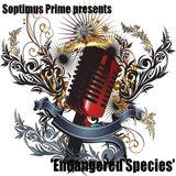 Soptimus Prime presents 'Endangered Species Vol.1'