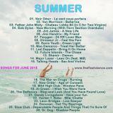 SONGS FOR JUNE 2015