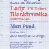 Matt Pond @ Loving Deep 21.04.2012