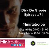 Dirk De Groote Miniradio Belgium 17-08-2018