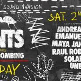 Andrea Oliva - Live @ Ants Party (Ushuaia Ibiza) - 02-SEP-2017