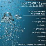 DaMiaNo Trance World 046 Guest Mix Andre Visior @ Klubowa Wirówka Radio Sudety 96.4 FM