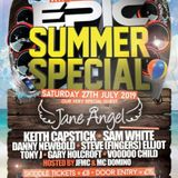 Tony Jay - Epic Summer Special 27-07-2019 (9pm - 10pm)