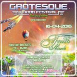 Grotesque Indoor Festival 16th of April 2016 - Openingset 22.00 - 23.00