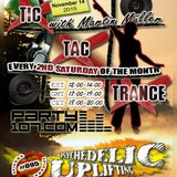 Tic Tac Trance #095 with Martin Mueller