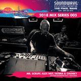 Soundwave 2018 Mix Series #005: Mr. Scruff, Alex Nut, Fatima & Chunky | Live at Soundwave 2015