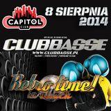 Clubbasse Retro Time in Attack - Capitol Sypniewo