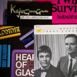 From Disco,Electro To New Wave And Romantic Mix by Dj Romero (vinyl stuff only)
