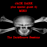 The DarkGroove Sessions #2. MIKO / JACK DARK. TechnoHQ/radio. 24/02/2012