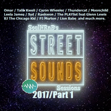SoulNRnB's Street Sounds Sessions 2017 PART ONE as heard on Nuwaveradio