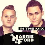 HARRIS & FORD dj show @ Welle 1 Tirol (Austria Music Show, 31.10.2014)