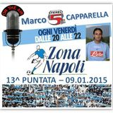 ZONA NAPOLI - Marco Capparella (ex calciatore azzurro)