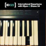 International Departures 322