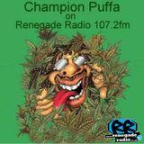 Champion Puffa | Oldskool Jungle/DnB | Renegade Radio 107.2fm