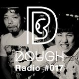 DOUGH Radio #017 : RAW N PAW