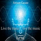 Live theTrance , Live the music . Vol.388