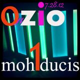 Ozio Rooftop DC 7.28.12 warm up set - Moh Ducis live