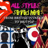 From British Invasion To Britpop - An Overview