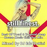 Best Of Vocal & Tropical Deep House Music Chill Out Mix ★ Mixed By DJ Edu Zottini