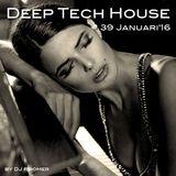 #39 Deep Tech Mix Januari '16 by DJ Roomer
