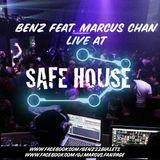 Benz Feat Marcus Dj set @ Safehouse (Bangkok)