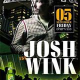 Josh Wink - Live @ Chervilo, Sofia 05.09.2008