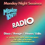 Midnight Riot Radio with guest Rob Jones and host Yam Who?