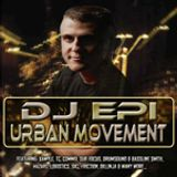 DJ EPI URBAN MOVEMENT MIX CD 2008