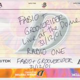 Fabio & Grooverider with MC Moose - World Dance, Millennium Dome - 31.12.2001