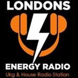 Londons Energy Radio * UK CLub* Ft Dj Steve 2018