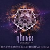 Crypsis live @ Qlimax - The Source Code of Creation (Netherlands) - 22.11.2014
