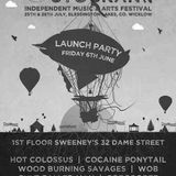 The Co-Present with Dwayne Woods featuring Bettine, Gstar & Wood Burning Savages - 6 / 6 / 14