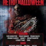 dj Youri Parker @ Cherry Moon Retro Halloween 31-10-2013