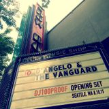 D'Angelo Opening Set (Live at the Showbox - Seattle, WA - 8.10.15)