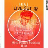 Kryptone - Mind Palace Podcast #10 (Live set @ Boiler trip Payagala)
