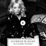 Antidote Playlist by Caroline Vreeland
