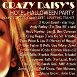 DJ Ben Fisher & DJ Kelly G @ CRAZY DAISYS - Coventry - October 26th 2015