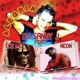 DJ Sanny J feat. Ice Mc & Neon - Alegria (Frenk Dj & Joe Maker Remix)