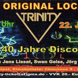 "Trinity ""40 Jahre Disco"" Part2 by Jens Lissat"