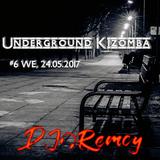 Wednesday Underground Kizomba Party #6 (24-05-2017, Taj Rotana, Munich)