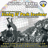 Justin OBrien – Live at Slinky SF Park Sessions – 08.20.16