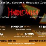 Graffiti Sonore Show - Week #6 Hardloween - Part 1