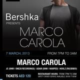 Marco Carola - Live @ Blue Marlin,Dubai (07-03-2013)