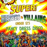 DJ Boo - Superheroes & Villains Disco 2018
